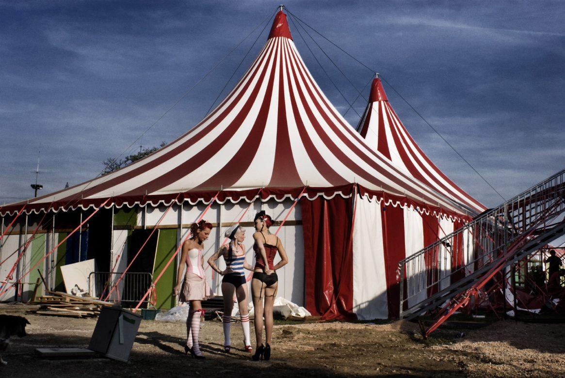 BURLADIES - Sickgirl at Rock Circus