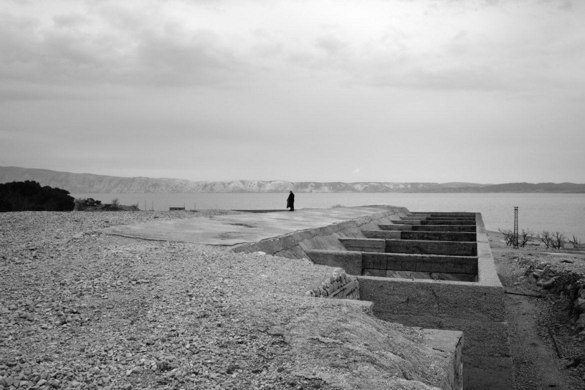 Goli Otok - The Gualg in the sea